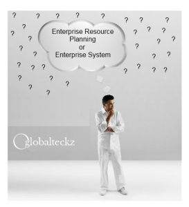 ERP or Enterprise system