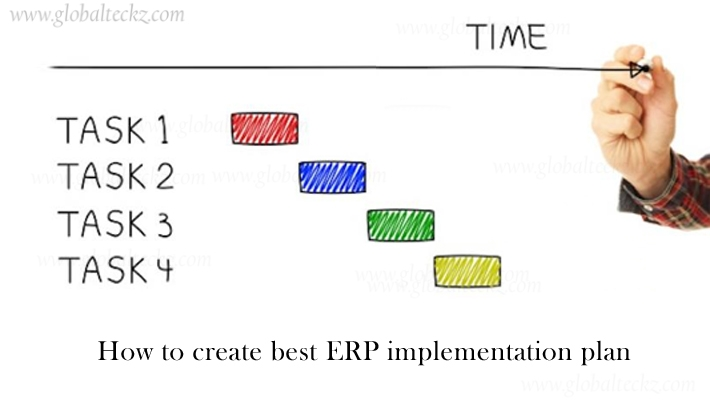 How To Create Best Erp Implementation Plan