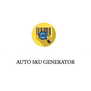 odoo auto generate sku numbers