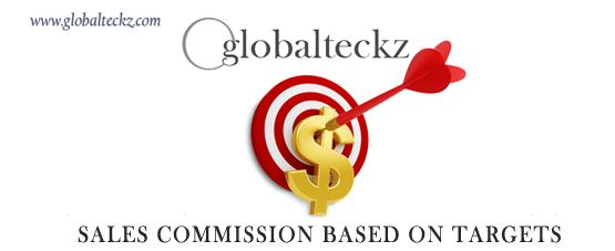 Odoo 10 Sales Commission Based on Target