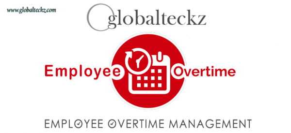 Odoo Employee Overtime Request & print in payslip