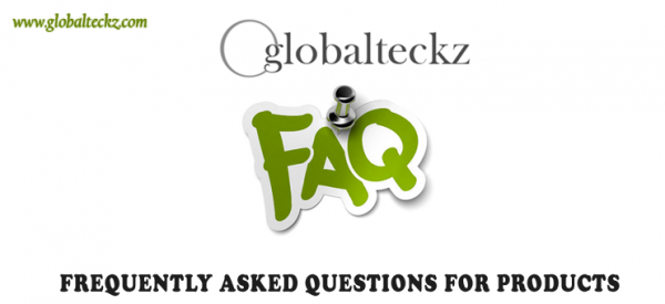 Website Product Frequently asked questions (FAQ)