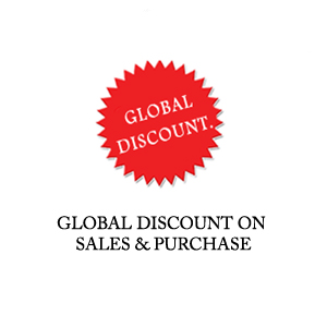 ODOO GLOBAL DISCOUNT ON SALES AND PURCHASE