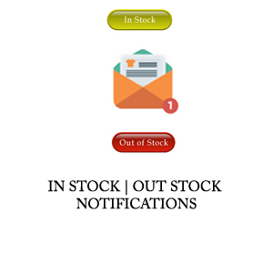 IN STOCK OUT STOCK PRODUCTS NOTIFICATION TO CUSTOMERS IN ODOO