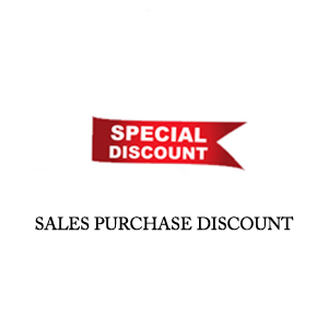 SALES PURCHASE DISCOUNT ODOO APPS