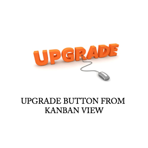 upgrade button in odoo