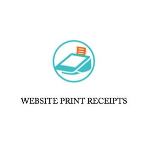 WEBSITE PRINT RECEIPT ODOO ODOO ERP APPS