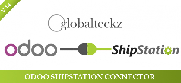odoo shipstation connector version 9, 10, 11, 12, 13, 14