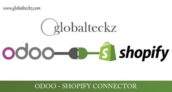 Odoo Shopify Connector, extension, integration, bridge