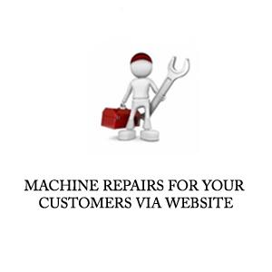 MACHINE REPAIR MANAGEMENT, MAINTENANCE MANAGEMENT, HARWARE MANAGEMENT, WARRANTY MANAGEMENT