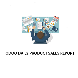 ODOO DAILY SALES REPORT