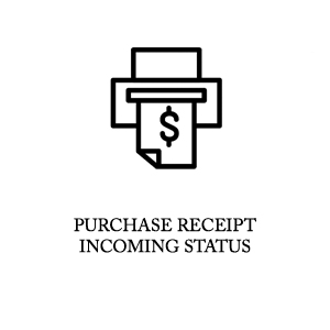 ODOO PURCHASE RECEIPT INCOMING STATUS