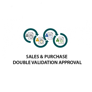 MULTIPLE APPROVAL IN SALES PURCHASE ODOO APPS