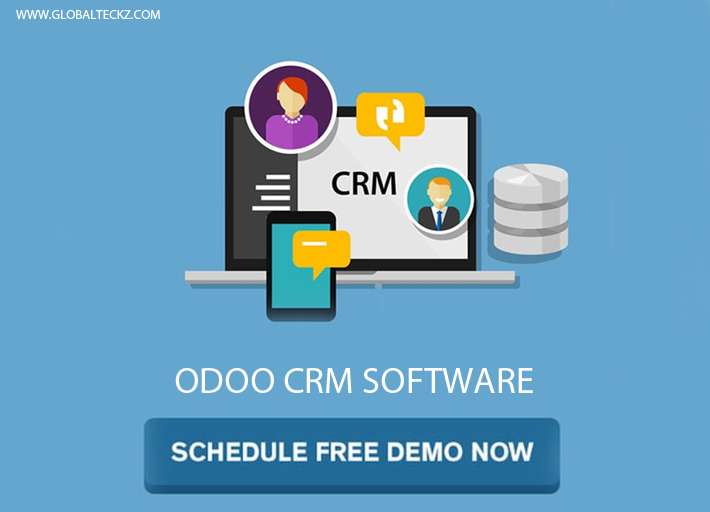 Odoo CRM | Odoo Apps | Open Source CRM | Free CRM Software