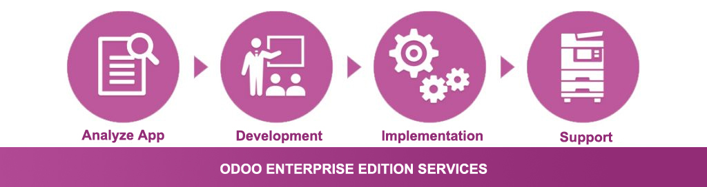 Odoo Enterprise Edition Services