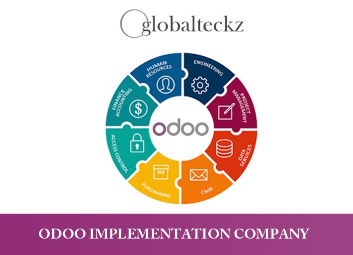 Odoo implementation company