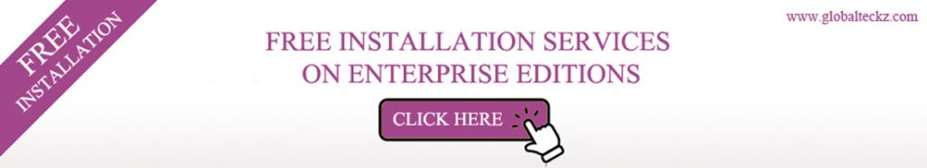 free installation for enterprise edition