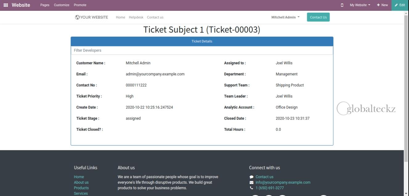View-Ticket-button