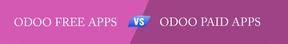 odoo free apps vs paid apps
