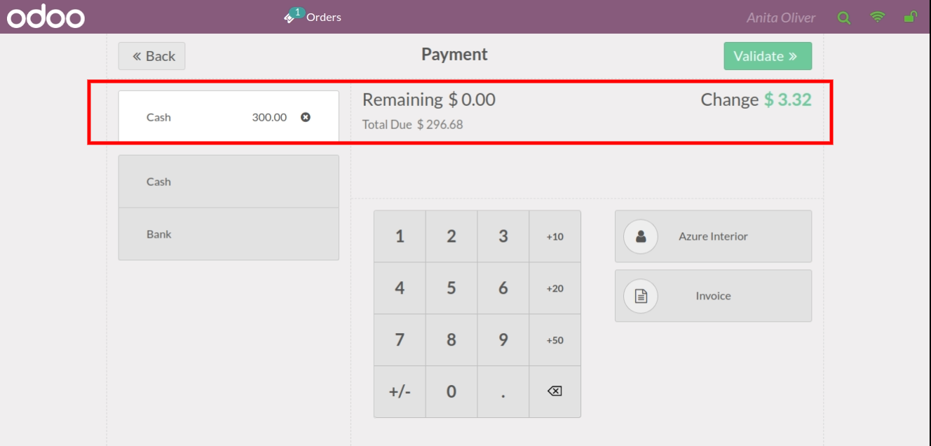 make payments