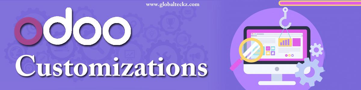 odoo customization services