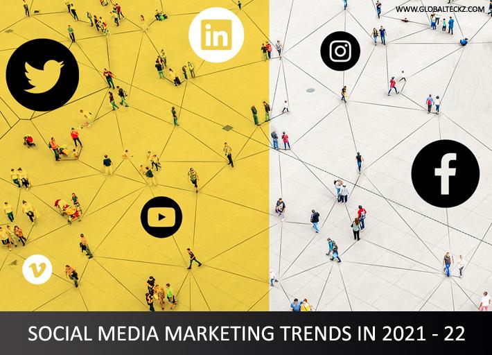 Social Media Marketing Trends 2021-22