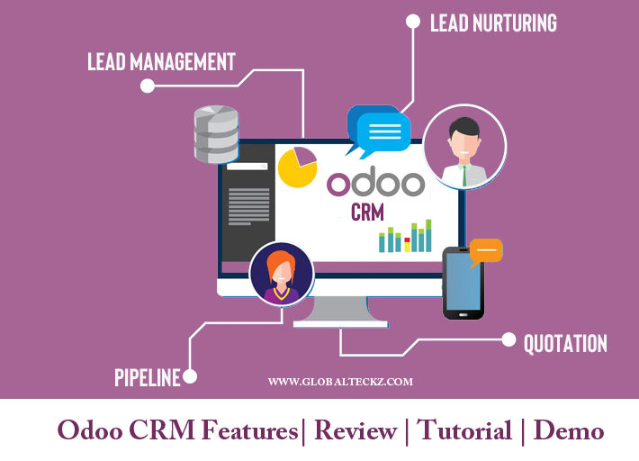 Odoo CRM Features| Review | Tutorial | Demo